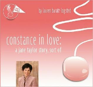 book cover of Constance in Love