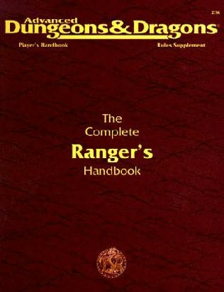 book cover of Complete Rangers Handbook