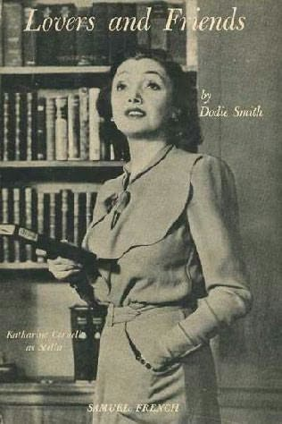 book cover of Lovers and Friends