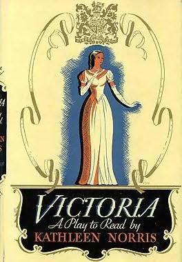book cover of Victoria