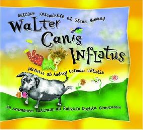 book cover of Walter, Canis Inflatus