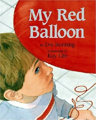 book cover of My Red Balloon