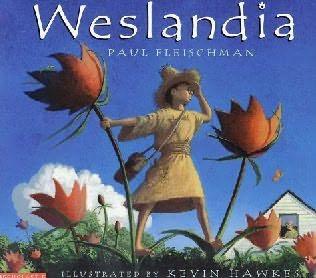 book cover of Weslandia