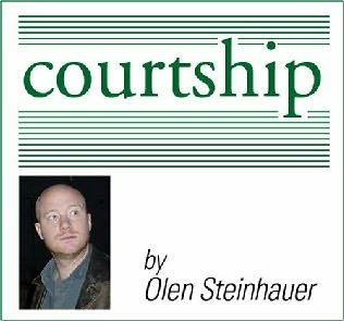 book cover of Courtship