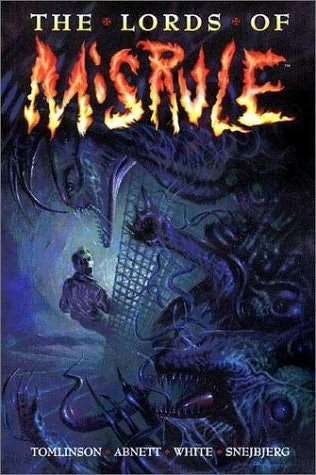 book cover of The Lords of Misrule