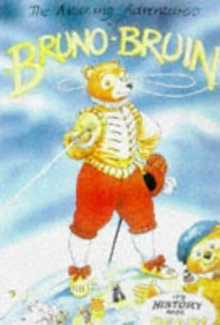 book cover of Adventures of Bruno Bruin
