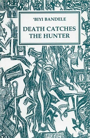 book cover of Death Catches the Hunter