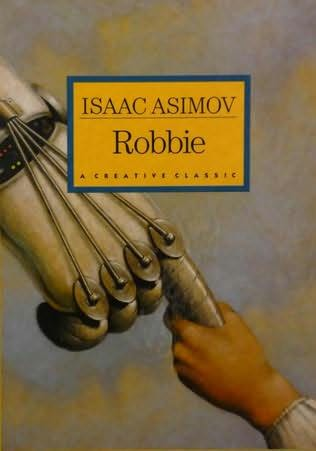 book cover of Robbie