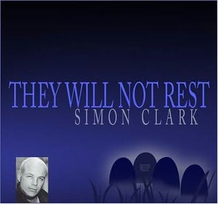 book cover of They Will Not Rest