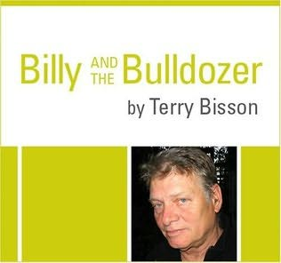 book cover of Billy and the Bulldozer