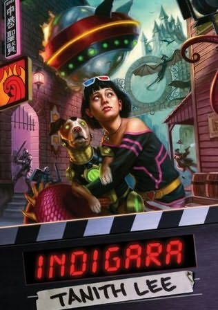 book cover of Indigara