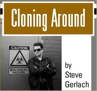 book cover of Cloning Around
