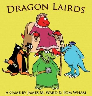 book cover of Dragon Lairds