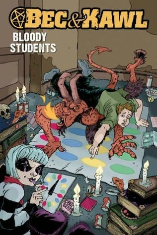 book cover of Bloody Students