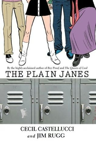 book cover of The Plain Janes