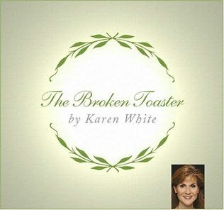 book cover of The Broken Toaster