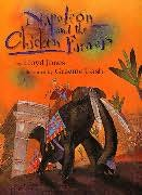 book cover of Napoleon and the Chicken Farmer