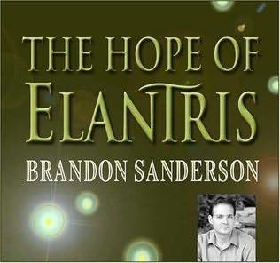 book cover of The Hope of Elantris