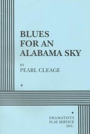 book cover of Blues for an Alabama Sky