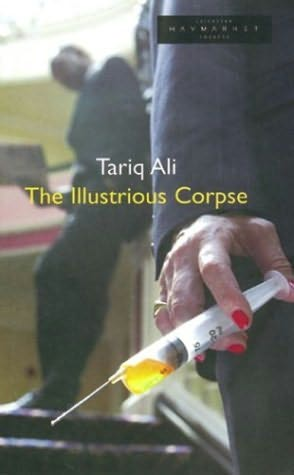book cover of The Illustrious Corpse