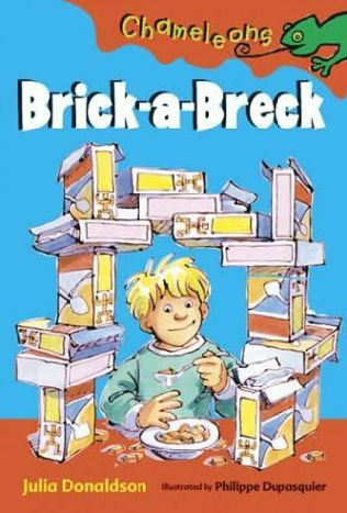 book cover of Brick-a-breck