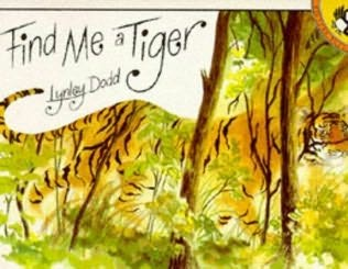 book cover of Find Me a Tiger