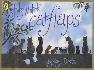 book cover of Slinky Malinki Catflaps