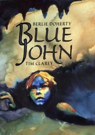 book cover of Blue John