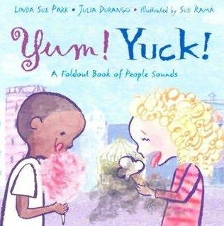 book cover of Yum! Yuck!