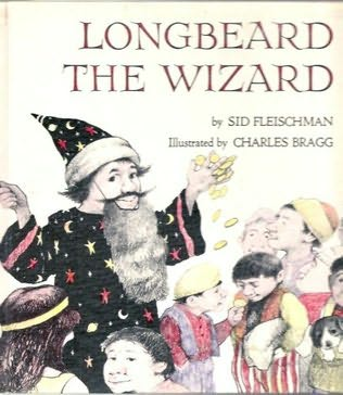 book cover of Longbeard the Wizard