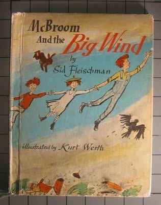 book cover of McBroom and the Big Wind