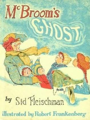 book cover of McBroom\'s Ghost