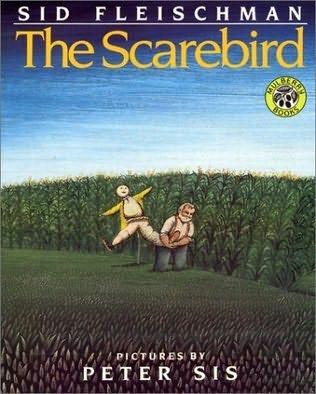 book cover of The Scarebird