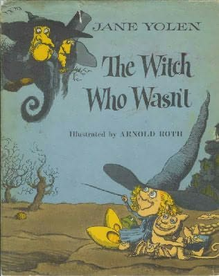 book cover of The Witch Who Wasn\'t