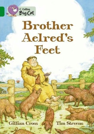 book cover of Brother Aelred\'s Feet