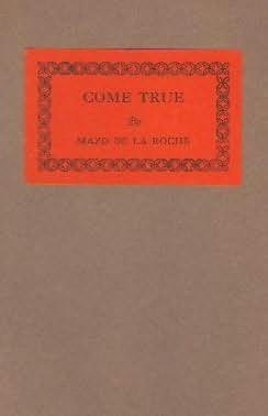 book cover of Come True