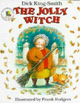 book cover of The Jolly Witch