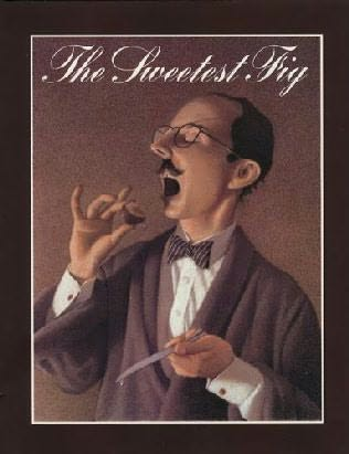 book cover of Sweetest Fig