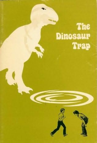 book cover of Death of a Dinosaur