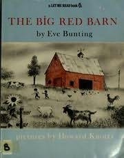 book cover of The Big Red Barn