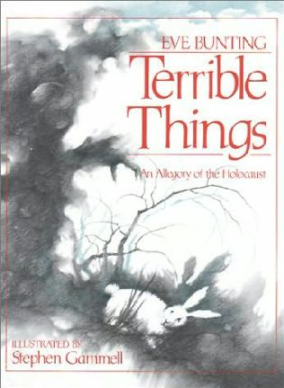 book cover of Terrible Things