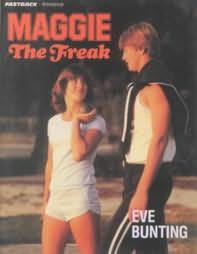 book cover of Maggie the Freak