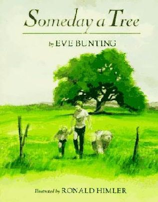 book cover of Someday a Tree
