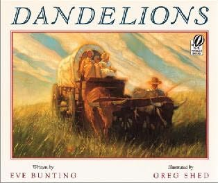 book cover of Dandelions