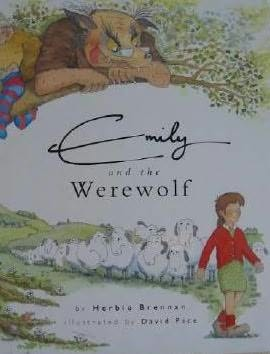 book cover of Emily and the Werewolf