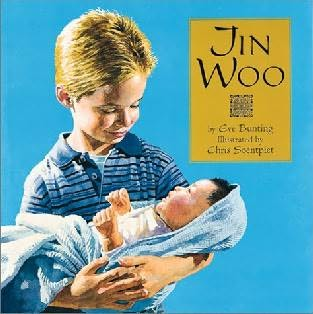 book cover of Jin Woo