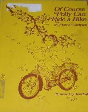 book cover of Of Course Polly Can Ride a Bike