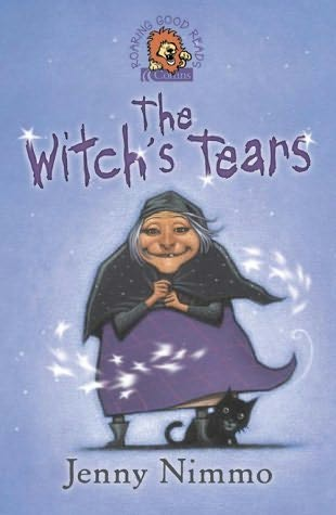book cover of The Witch\'s Tears