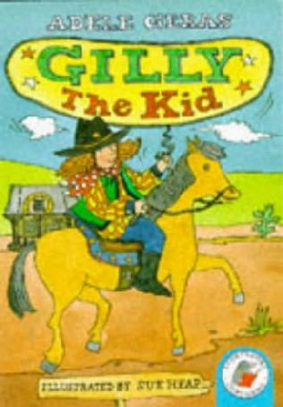book cover of Gilly the Kid