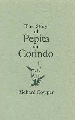 book cover of The Story of Pepita and Corindo